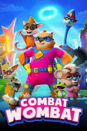 Poster: Combat Wombat