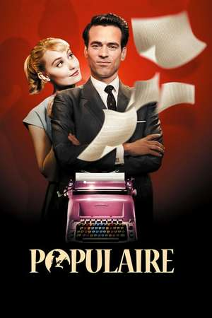 Poster: Mademoiselle Populaire