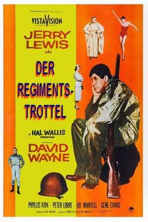 Poster: Der Regimentstrottel