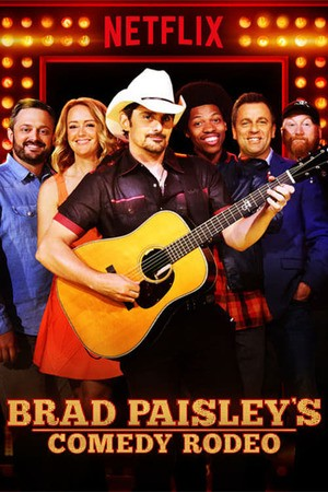 Poster: Brad Paisley's Comedy Rodeo