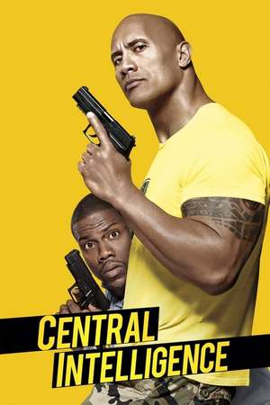 Poster: Central Intelligence