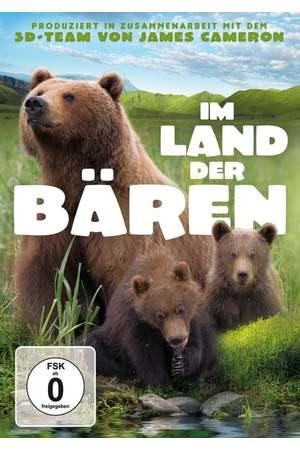 Poster: Terre des ours - Im Land der Bären
