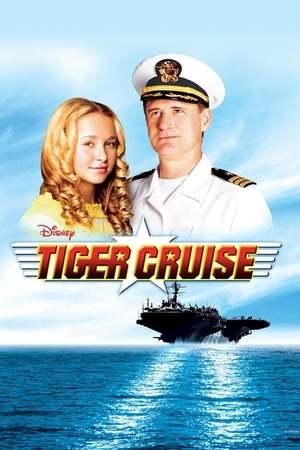 Poster: An Bord der Tiger Cruise