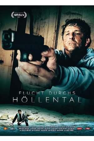 Poster: Flucht durchs Höllental
