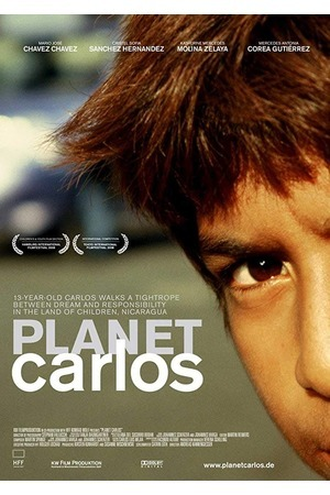 Poster: Planet Carlos