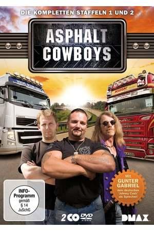 Poster: Asphalt-Cowboys