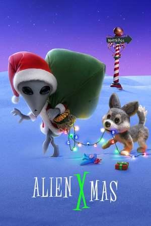 Poster: Alien Xmas