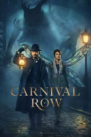 Poster: Carnival Row
