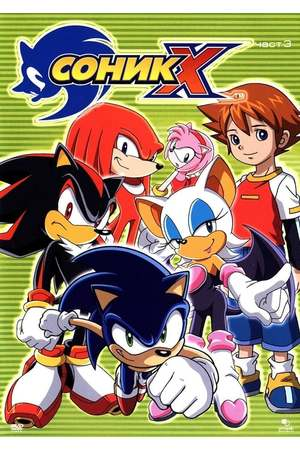 Poster: Sonic X