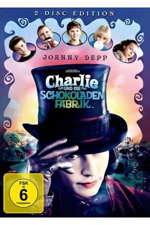 Poster: Charlie und die Schokoladenfabrik