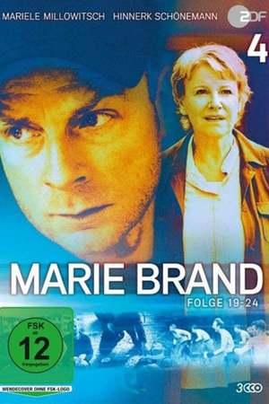 Poster: Marie Brand und das Verhängnis der Liebe