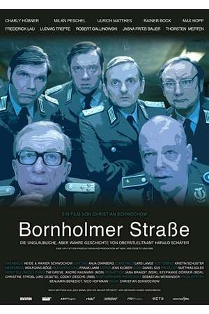 Poster: Bornholmer Straße
