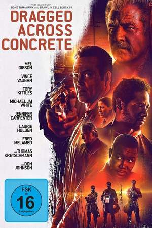 Poster: Dragged Across Concrete