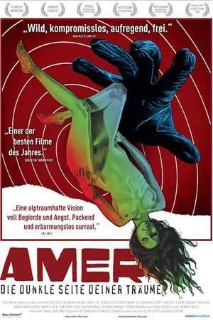 Poster: Amer - Die dunkle Seite deiner Träume