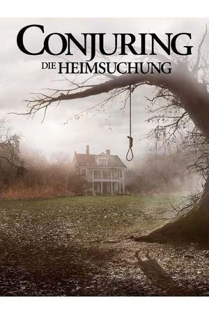 Poster: Conjuring - Die Heimsuchung