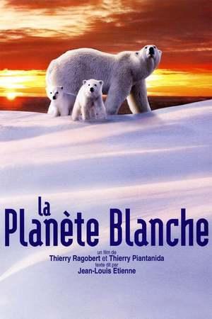Poster: Der weiße Planet
