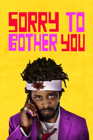Poster: Sorry to Bother You