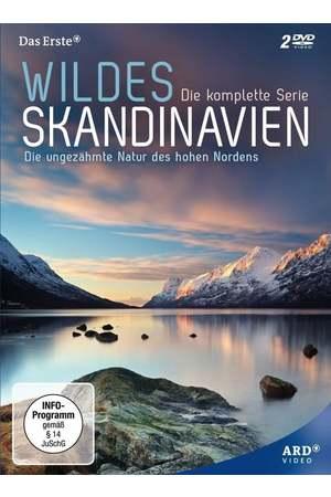 Poster: Wildes Skandinavien