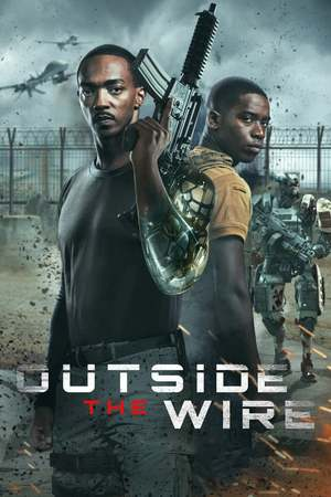 Poster: Outside the Wire