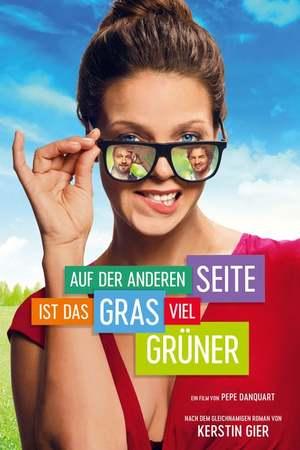 Poster: Auf der anderen Seite ist das Gras viel Grüner