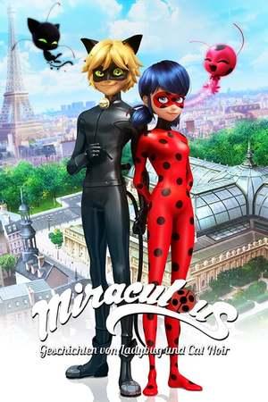 Poster: Miraculous - Geschichten von Ladybug und Cat Noir