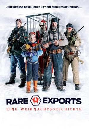 Poster: Rare Exports - Eine Weihnachtsgeschichte