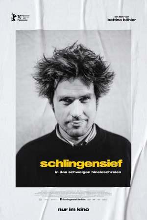 Poster: Schlingensief – In das Schweigen hineinschreien