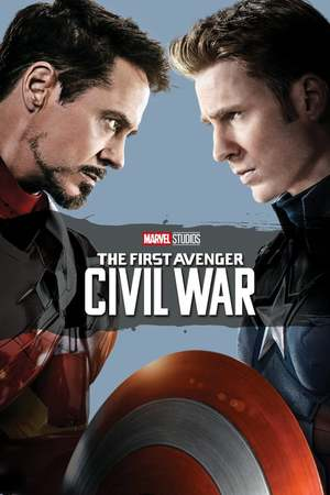 Poster: The First Avenger: Civil War