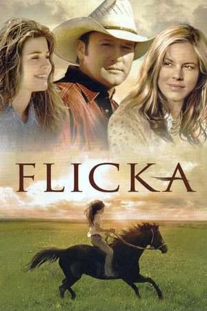 Poster: Flicka - Freiheit. Freundschaft. Abenteuer.