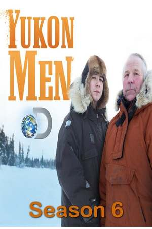 Poster: Yukon Men - Überleben in Alaska