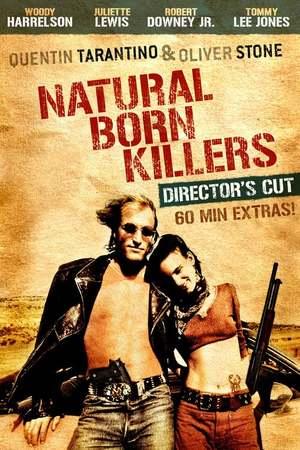 Poster: Natural Born Killers