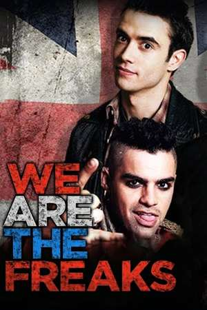 Poster: We are the Freaks