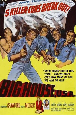 Poster: Big House, U.S.A.