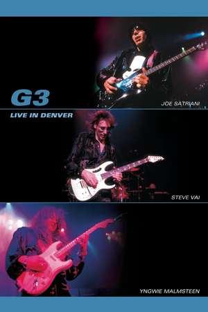 Poster: G3: Live in Denver