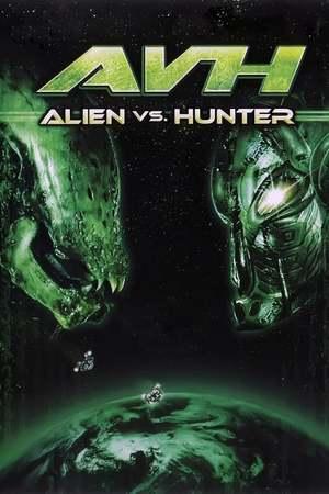 Poster: Alien vs. Hunter