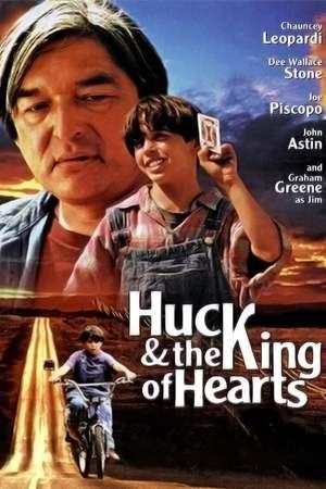 Poster: Hucks unglaubliche Reise