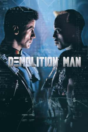 Poster: Demolition Man