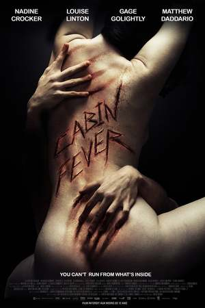 Poster: Cabin Fever - The New Outbreak