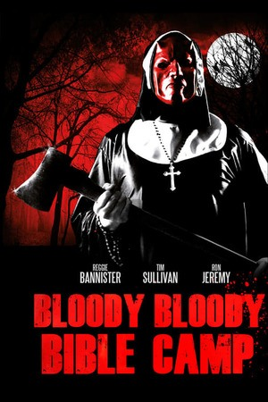 Poster: Bloody Bloody Bible Camp