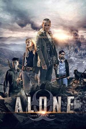 Poster: Alone