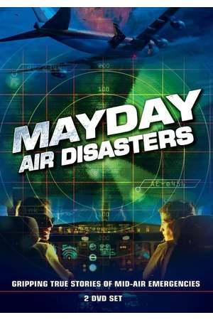 Poster: Mayday – Alarm im Cockpit