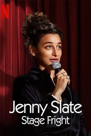 Poster: Jenny Slate: Stage Fright