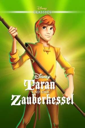 Poster: Taran und der Zauberkessel