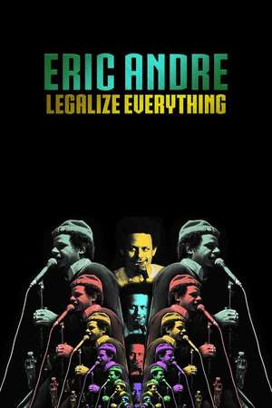 Poster: Eric Andre: Legalize Everything