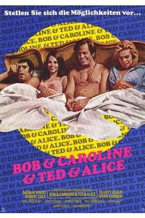 Poster: Bob & Caroline & Ted & Alice