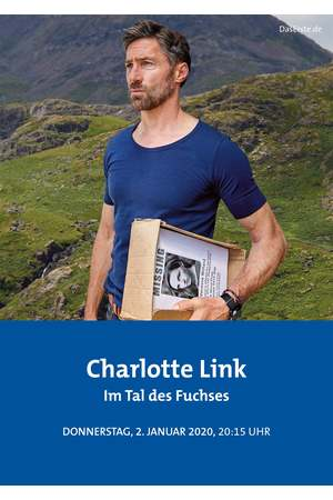 Poster: Charlotte Link - Im Tal des Fuchses