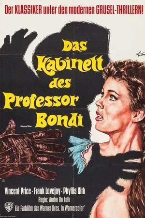 Poster: Das Kabinett des Professor Bondi