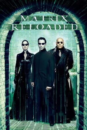 Poster: Matrix Reloaded