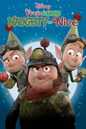 Poster: Elfen Helfen - Weihnachten in Gefahr