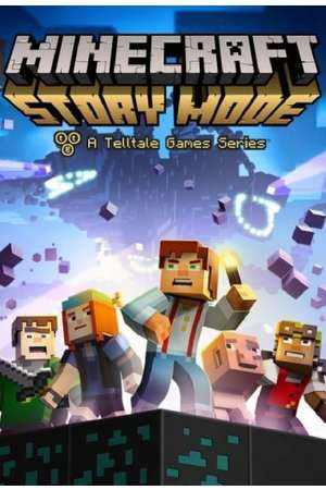 Poster: Minecraft: Story Mode